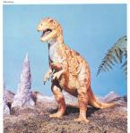 Allosaurus  (Purnell's Book of Dinosaurs and Prehistoric Animals)