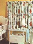Curtains Make The Room (Rufflette Limited, 1960s) [Tall Conventional Heading]
