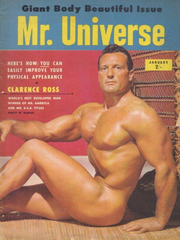 "Apr 18 2012: The ""Mr Universe"" Magazine Giant Body"